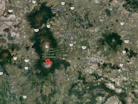Popocatepetl : Les observations d'OVNI les plus surprenantes et les plus controversées du volcan