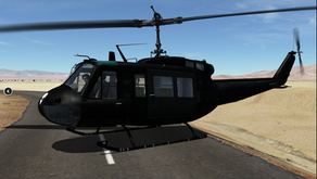 Les hélicoptères noirs et l'ufologie