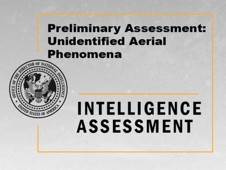 Rapport US : le gouvernement ne peut pas expliquer 143 des 144 cas d'OVNIs