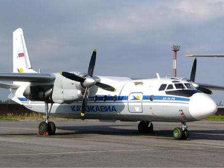Témoignage d'un pilote d'Antonov An-24