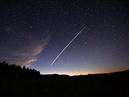Les objets spatiaux, une pollution lumineuse insoupçonnée