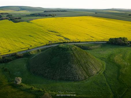 Nouveau crop circle en Angleterre