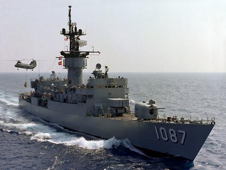 Possible OANI rencontré par l'USS Kirk FF1087