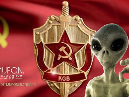 Le KGB avait-il un programme d'échange d'informations classifiées avec des extraterrestres ?