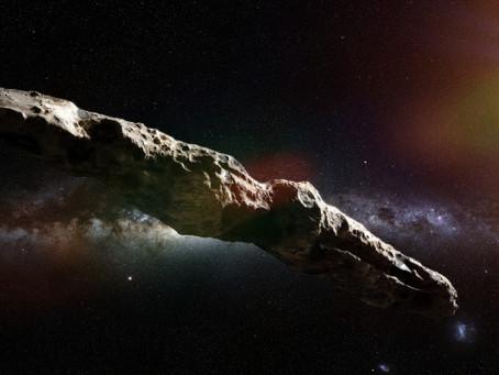 Avi Loeb pense que « Oumuamua pourrait être un « dispositif d'écoute » extraterrestre