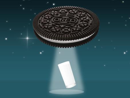 Oreo prépare une offre de cookies pour les extraterrestres