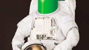 """Tic Tac a lancé son propre """"OVNI"""" plein de bonbons à la menthe dans l'espace"""