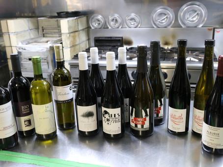 ワイン入荷