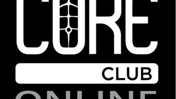 Core Club April Available in the Shop