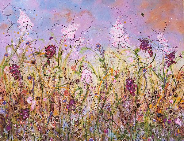 Love Blooms in the Garden #1