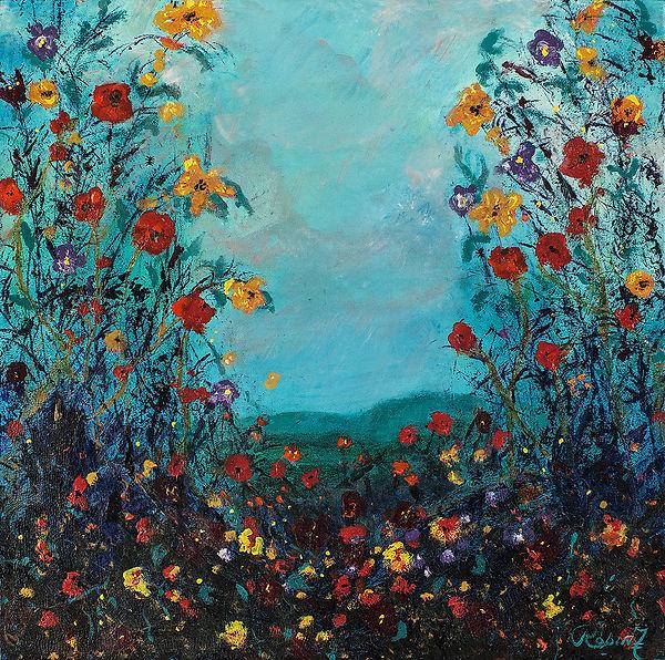 Love Blooms in the Garden #4