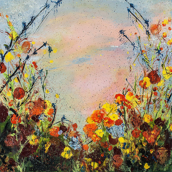 Love Blooms in the Garden #2