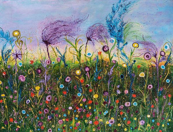 Love Blooms in the Garden #5