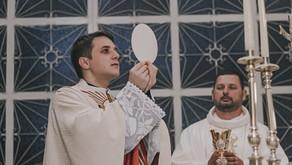 Instituição da Eucaristia -Quinta Santa