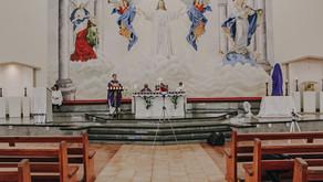 Santa Missa- Domingo de manhã