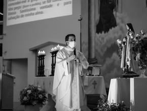 1° Dia da novena em honra a Santa Teresinha