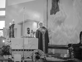 Santa missa de Finados