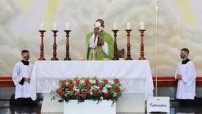 Missa e homenagem ao dia do Catequista