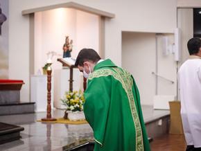 Missa do 25° domingo do tempo comum