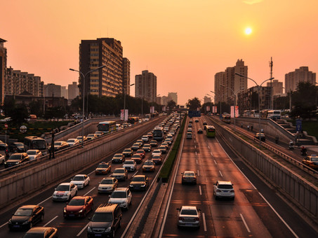 Sitting in Traffic: A Story of Radical Acceptance