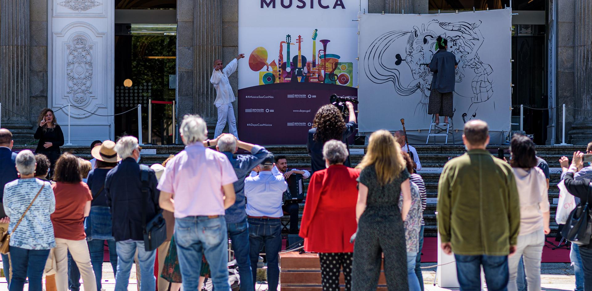 Día Internacional da Música 2020