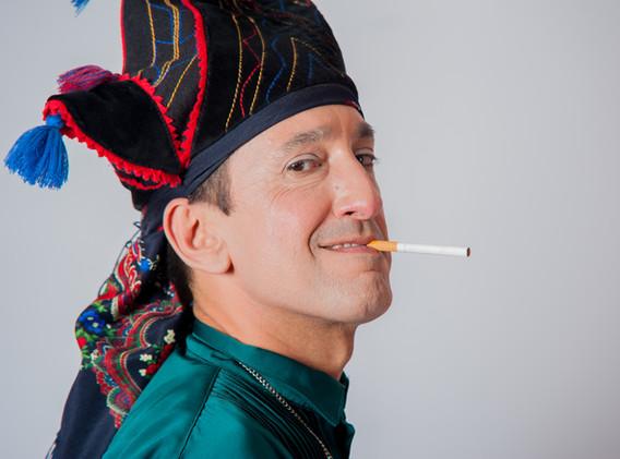 Nelson Quinteiro FALA-ME. Galician Trad Cabaré