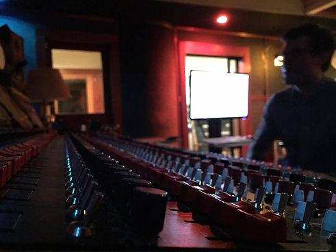 Seattle Sound Designer, Eric Delgado