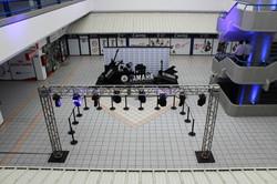 Instalación Showcase Yamaha