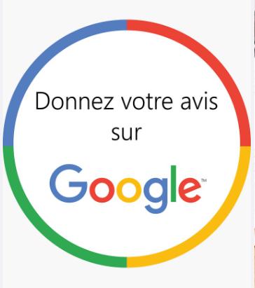 Merci de donner votre avis sur ma page Google