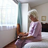 La dépression saisonnière chez la personne âgée