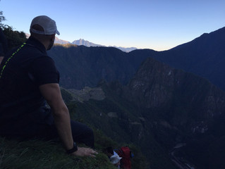 Tougher than Ironman: The Inca Trail to Machu Picchu