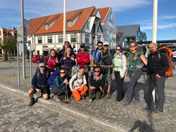 Our Bergeron Adventure Travel Group
