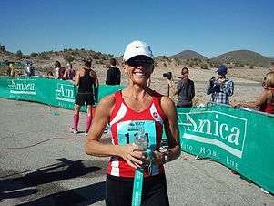 Triathlon testimonial for Scottsdale's Bergeron Personal Training