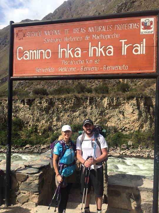 Inca Trail Start