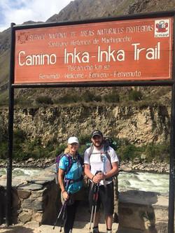 Inca Trail Start
