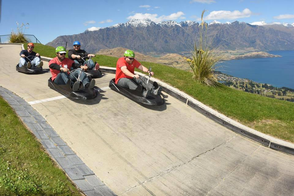 Queenstown Bobsled