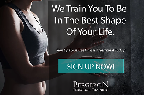 Free Personal Training Assessment