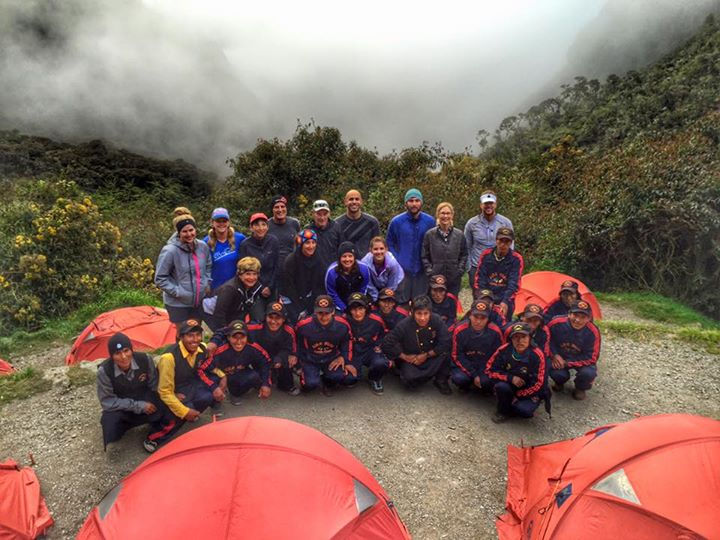 Andes Mountain Camp