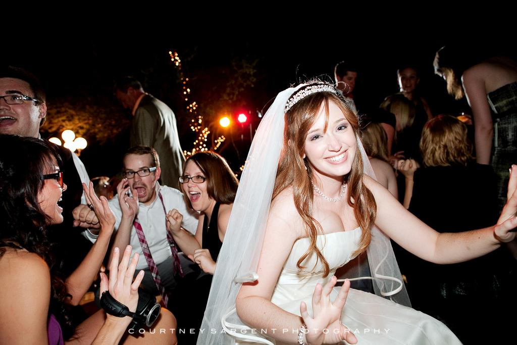 Wedding DJ Ramsey Bergeron
