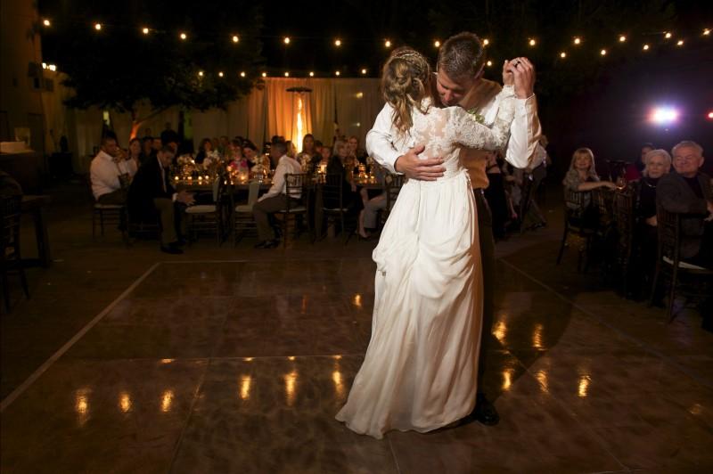 DJing the Wedding First Dance