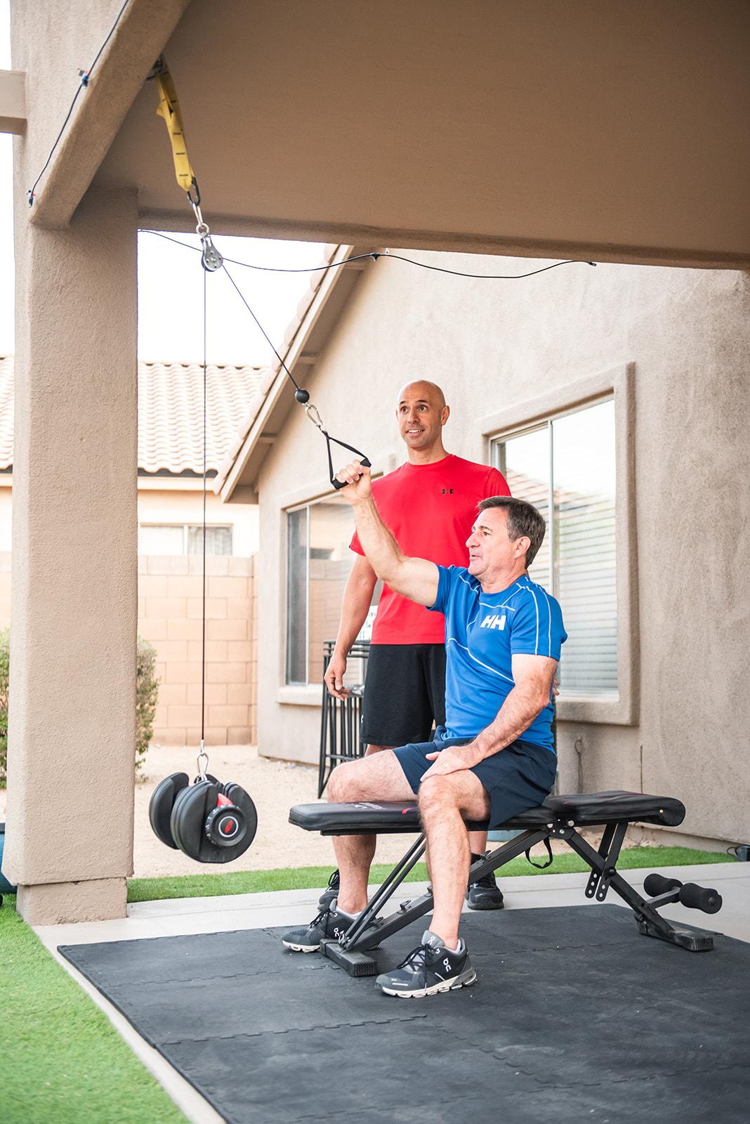 Outdoor Training in Scottsdale