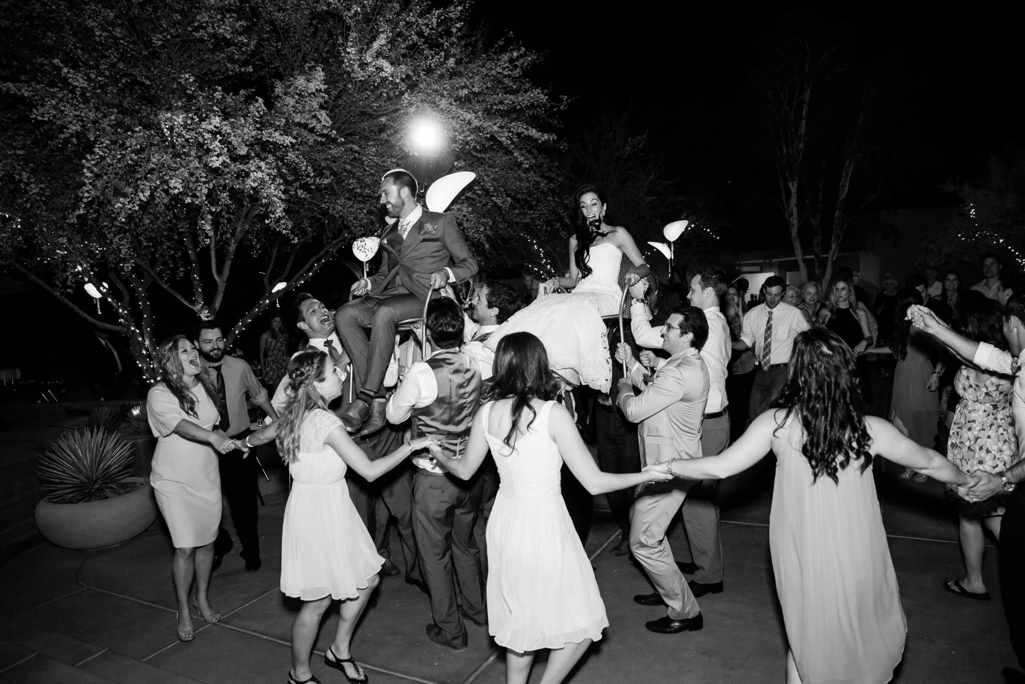 Scottsdale Wedding DJ Ramsey