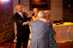 DJ Ramsey Hosts a Wedding Dance