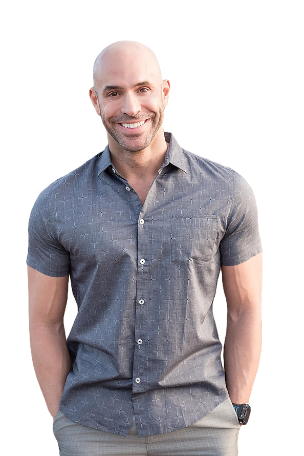 Scottsdale Personal Trainer & Life Coach Ramsey Bergeron