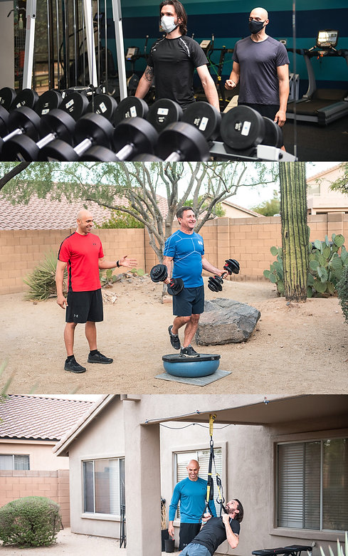 Outdoor Personal Training in Scottsdale