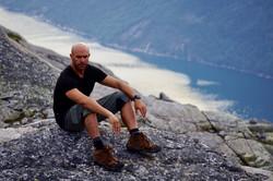 Hiking the Lysefjord