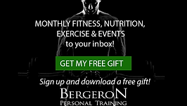 Weight Loss Guide From Bergeron Training