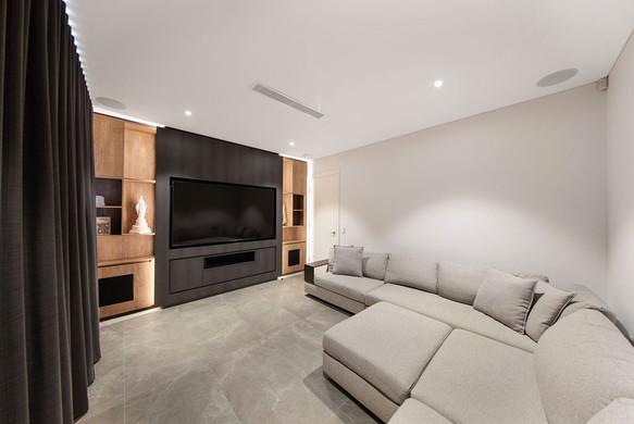 Customer Home Cinema
