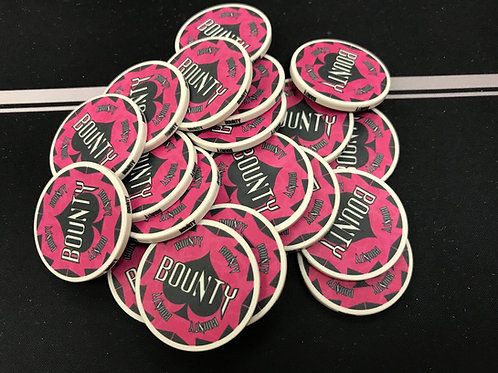 Havoc Bounty Chip (Pink) - 5 Chips
