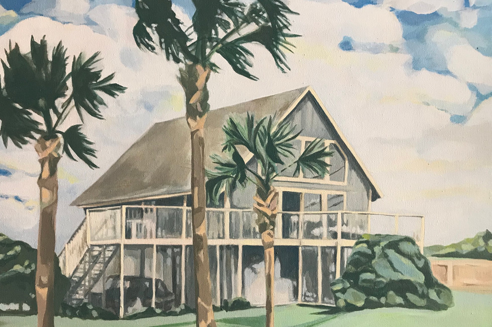 Beach House Commission